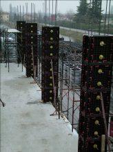 Опалубка для прямоугольных колонн от ТД СТО